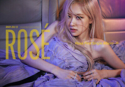 $ CDN20.56 • Buy Rose Blackpink -r- Official Goods Rose Photo Card + Sticker Set New