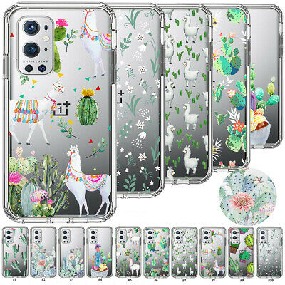 AU7.26 • Buy Case For OnePlus 9 8 Pro Nord N10 N100 7T 8T Plus Cactus Soft TPU Cover Bumper