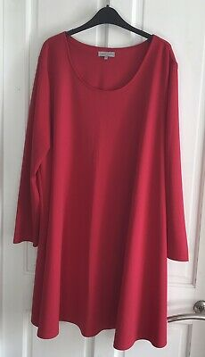 AU5.37 • Buy Rogers & Rogers Ladies Red Dress Size 26