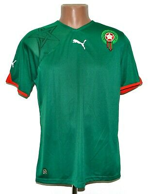 £44.99 • Buy Morocco National Team 2010/2011 Home Football Shirt Jersey Nike Size M Adult
