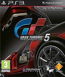£7.93 • Buy Gran Turismo 5 (compatible 3D) By Sony | Game | Condition Very Good