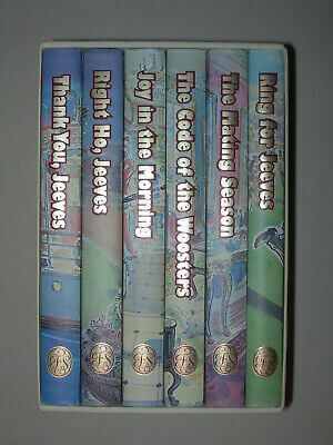 £219.99 • Buy Jeeves & Wooster Collection P G Wodehouse 1st Folio Society Ed 6 Volume Set 1996