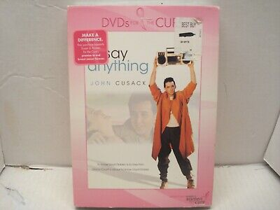 AU60.19 • Buy Say Anything DVD'S For The Cure Edition (John Cusack) (2007 DVD) NEW