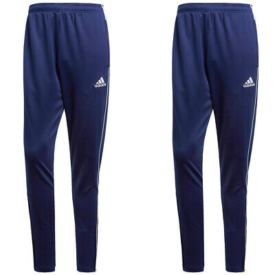 £20.95 • Buy Adidas Mens Tracksuit Bottoms Core 18 Football Track Pant Training Trouser Navy