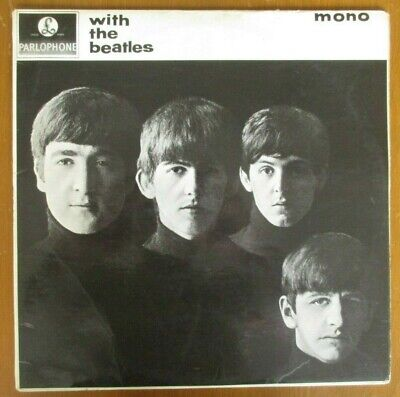 £29 • Buy The Beatles With The Beatles 1963 Mono LP - Early Pressing PMC 1206.