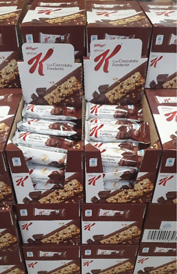 £9.95 • Buy 60 X Special K Chocolate Fondant Cereal Bars Best Before 14.10.2020