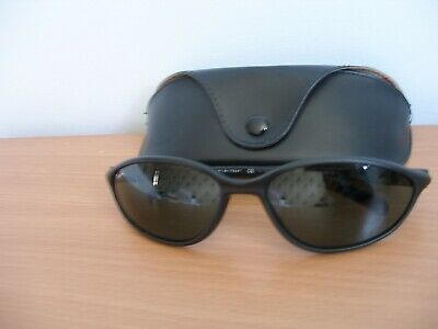 AU28.62 • Buy  Mens Womens ? Ray Ban Dark Sunglasses And Case   -   (R81)
