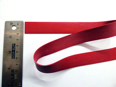 £1.25 • Buy Latex Rubber Strapping 1.05mm Thick, 20mm/0.75inch Wide, Red