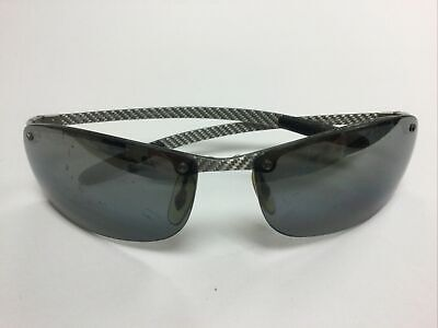 AU94.02 • Buy Ray Ban Carbon Fiber Polarized Sunglasses