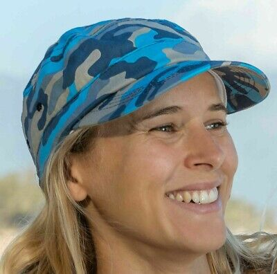 £7.45 • Buy Result Urban Camo Cap Ladies Bright Camouflage Army Military Trooper Hat (RC59X)