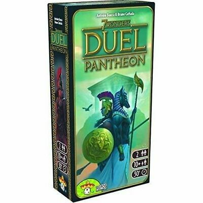 AU30.29 • Buy 7 Wonders Duel: Pantheon Expansion - Brand New & Sealed
