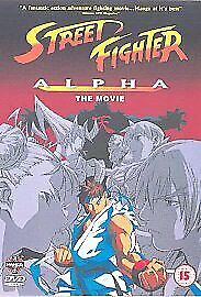 £2.28 • Buy Street Fighter Alpha - The Movie (DVD, 2001, Animated, Dubbed)