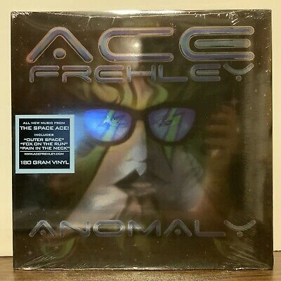 £70.79 • Buy Ace Frehley - Anomaly - Vinyl LP Record SEALED! Foil Cover 2009