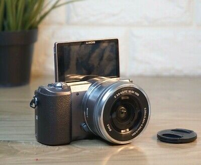 AU432.81 • Buy Sony Alpha A5100 24.3MP Digital Camera With 16-50mm LENS - Only 6,500 Shots!