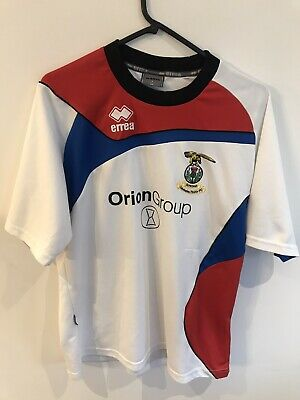 Inverness Caledonian Thistle Football Shirt White M • 14.50£