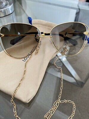 £250 • Buy Louis Vuitton Sunglasses With Chain