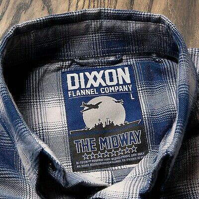 """$185 • Buy 3XL Mens Dixxon Flannel """"Midway"""" *BNiP*~Sold Out~ Limited Edition"""