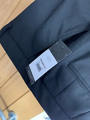 £10 • Buy Taylor&Wright Black Skinny Trousers 34R