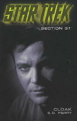 AU9.11 • Buy Section 31: Cloak Book.3 (Star Trek: The Original S.) By Perry, S. D. Paperback