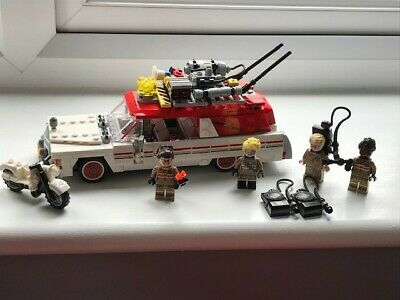 Lego Ghostbusters Ecto-1 & 2 (75828) • 15£