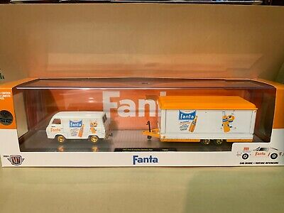 $52.49 • Buy * CHASE * M2 Machines '65 Ford Econoline Delivery Van '66 Mustang Fanta Hauler