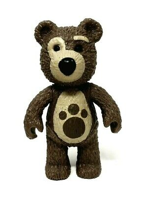 """£6.99 • Buy Charlie Bear 3.5"""" Inch Action Figure Cbeebies Bbc Toy (11h)"""
