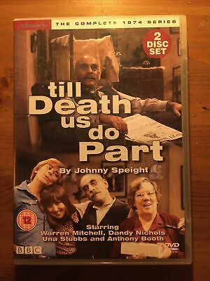 £12.99 • Buy Till Death Do Us Part - The Complete 1974 Series - DVD - 2 X Disc Set - Network