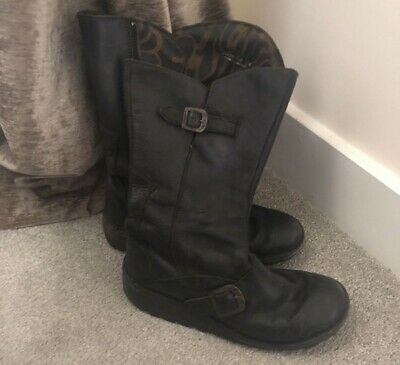 £40 • Buy Black Fly London Boots Size 3