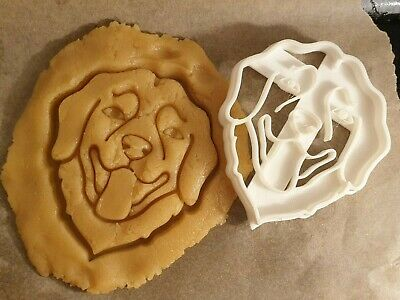 £3.50 • Buy Cute Labrador Dog Cookie Cutters , Biscuit, Pastry, Fondant Cutter, Baking Tool