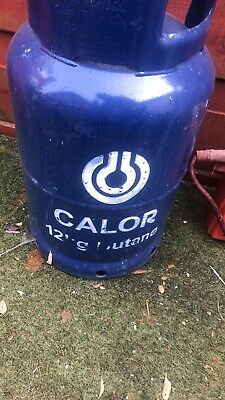Calor 12kg Butane Gas Bottle Empty • 5£