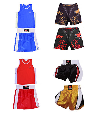 £14.99 • Buy Boxing & MMA  APPAREL - Suit Grappling - Shorts Grappling - Tank Top Muscle Vest
