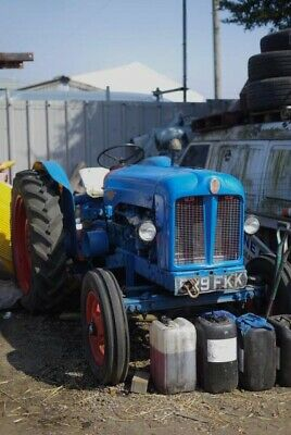 £3500 • Buy 1959 Fordson Major Tractor