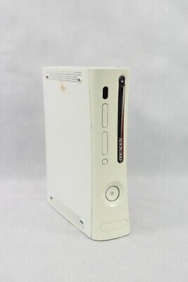 AU1.77 • Buy Xbox 360 Original Video Games Console White NO HDD Used Working Condition