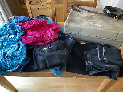 AU1.78 • Buy Collection Of Vintage Ladies Clothing In A Old Box. Jaeger. Brendella & More!