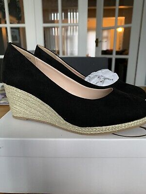 Ladies Shoes Size 5 Wide Fitting EVANS • 20£