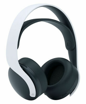 AU140 • Buy Sony Pulse 3D Wireless Gaming Headset For PS4 & PS5 - White/Black