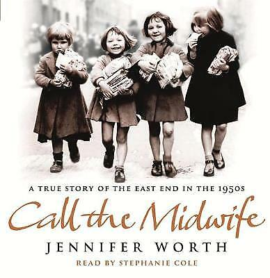 Call The Midwife By Jennifer Worth Book • 5£