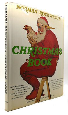 $ CDN112.44 • Buy Molly Rockwell NORMAN ROCKWELLS CHRISTMAS BOOK 1st Edition 1st Printing