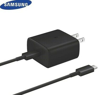 $ CDN23.04 • Buy  Samsung Galaxy S21/S21Ultra/Note10/s20s20+s10s9s8-25W Fast Charger Type-C/Cable