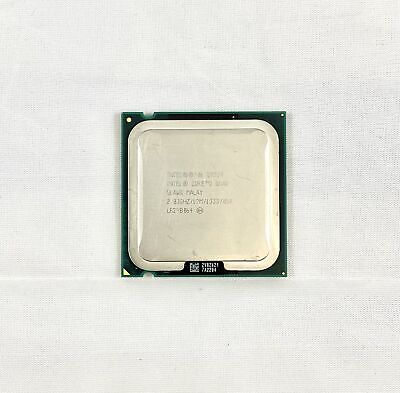 $ CDN33.91 • Buy Intel Core 2 Quad Q9550 2.83GHz 12M/1333 SLAWQ LGA 775 Grade B CPU Processor