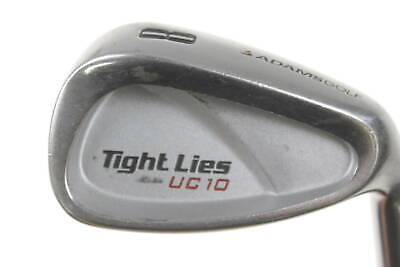 AU103.20 • Buy Adams Tight Lies UC 10 Iron Set 4-PW Regular Right-Handed Steel #2868 Golf Clubs