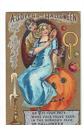 $ CDN12.09 • Buy 'A Joyful Halloween'  Beautiful Card In Excellent Condition! NR