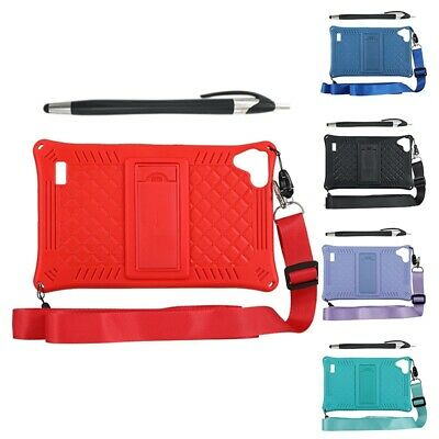 AU13.99 • Buy Tablet Case For Teclast P80 P80X P80H 8 Inch Stand With Strap And Pen D8Q9