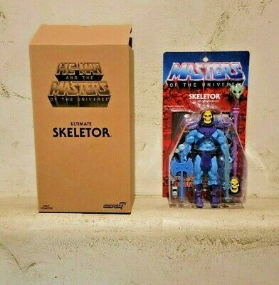 $125 • Buy Motu Classics Ultimate Skeletor Super 7 Filmation MOC He Man Masters Universe
