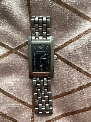AU3.56 • Buy Mens Silver Square Watch