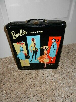$ CDN13.29 • Buy 1963 Vintage Barbie Black Single Doll Case