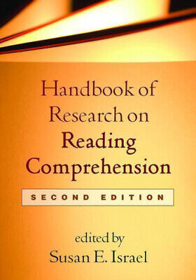 £56.67 • Buy Handbook Of Research On Reading Comprehension, Second Edition By Susan E. Israel