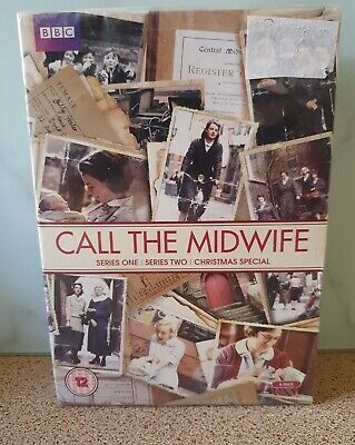 Call The Midwife - The Collection 6 Dvd Special Box Set • 9.99£