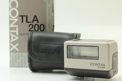 $ CDN386.93 • Buy [Almost MINT In Box] Contax TLA 200 Shoe Mount Flash For Contax G1 G2 From JAPAN