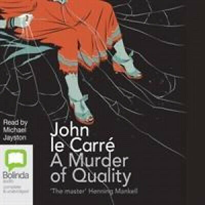 £26.61 • Buy A Murder Of Quality (George Smiley) [Audio] By John Le Carre